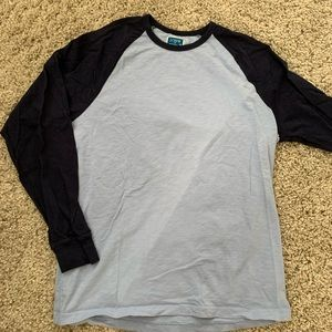 J. Crew Baseball Long Sleeve